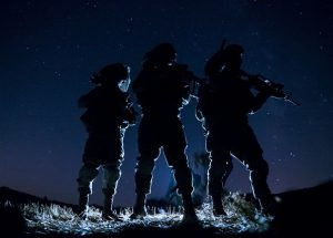 IDF infantry soldiers on a training exercise. Credit: IDF Spokesman Unit